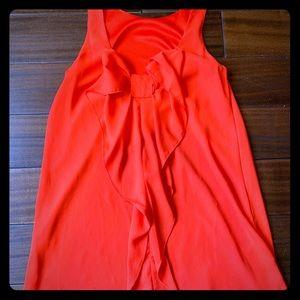 Chic Orange dress